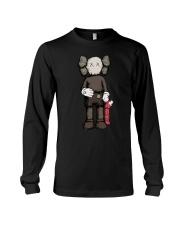 Uniqlo Kaws T Shirt Long Sleeve Tee thumbnail