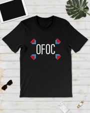 Femi Oluwole OFOC Our Future Our Choice Shirt Classic T-Shirt lifestyle-mens-crewneck-front-17