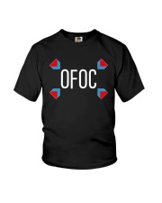 Femi Oluwole OFOC Our Future Our Choice Shirt Youth T-Shirt thumbnail