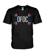 Femi Oluwole OFOC Our Future Our Choice Shirt V-Neck T-Shirt thumbnail