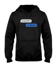 Fofty Shirt Hooded Sweatshirt thumbnail
