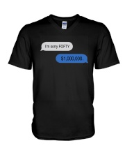 Fofty Shirt V-Neck T-Shirt thumbnail