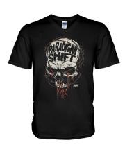 Jon Moxley Skull Paradigm Shift Shirt V-Neck T-Shirt thumbnail