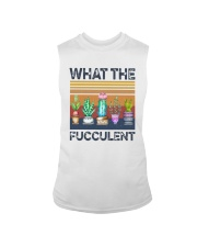Vintage What The Fucculent Shirt Sleeveless Tee thumbnail