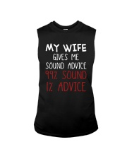 My Wife Gives Me Sound Advice 99 Sound Shirt Sleeveless Tee thumbnail