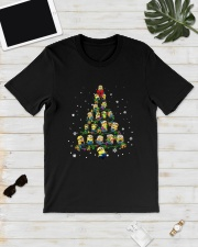 Minions Christmas Tree Shirt Classic T-Shirt lifestyle-mens-crewneck-front-17