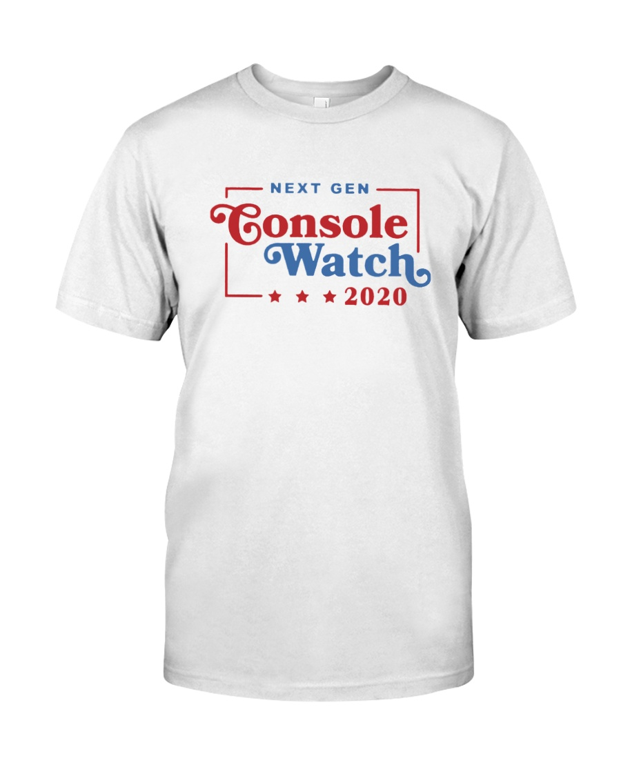 Next Gen Console Watch 2020 Shirt Classic T-Shirt