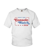 Next Gen Console Watch 2020 Shirt Youth T-Shirt thumbnail