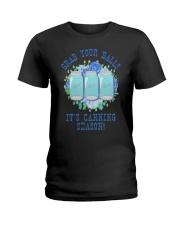 Grab Your Balls It's Canning Season Shirt Ladies T-Shirt thumbnail