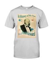 In Memory Of My Dad Reginald Howard Shirt Premium Fit Mens Tee thumbnail