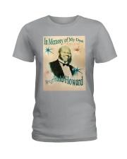 In Memory Of My Dad Reginald Howard Shirt Ladies T-Shirt thumbnail