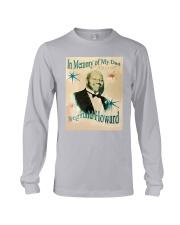 In Memory Of My Dad Reginald Howard Shirt Long Sleeve Tee thumbnail