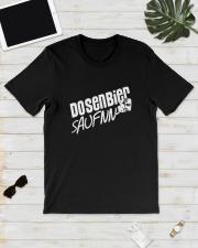 Dosenbier Saufnn Bier Shirt Classic T-Shirt lifestyle-mens-crewneck-front-17