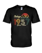 Vintage 1957 Limited Edition Shirt V-Neck T-Shirt thumbnail