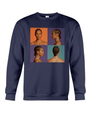 Alicia Keys Hole In Shirt Crewneck Sweatshirt thumbnail