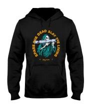 Spare The Dead Slayy The Living Shirt Hooded Sweatshirt thumbnail