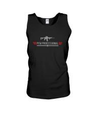 Wisconsin Students Gun Pew Professional Shirt Unisex Tank thumbnail