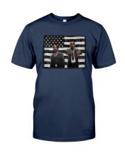 Leader American Flag Shirt Classic T-Shirt tile