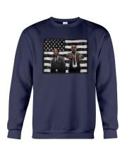 Leader American Flag Shirt Crewneck Sweatshirt thumbnail