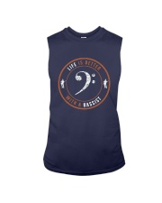 Life Is Better With A Bassist Shirt Sleeveless Tee thumbnail