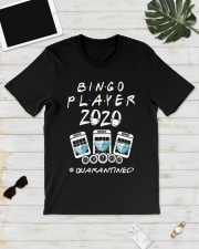 Bingo Player 2020 Quanrantined Shirt Classic T-Shirt lifestyle-mens-crewneck-front-17