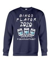 Bingo Player 2020 Quanrantined Shirt Crewneck Sweatshirt thumbnail