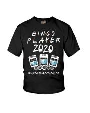 Bingo Player 2020 Quanrantined Shirt Youth T-Shirt thumbnail