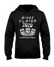 Bingo Player 2020 Quanrantined Shirt Hooded Sweatshirt thumbnail