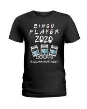 Bingo Player 2020 Quanrantined Shirt Ladies T-Shirt thumbnail