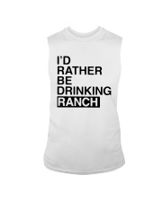 I'd Rather Be Drinking Ranch Shirt Sleeveless Tee thumbnail