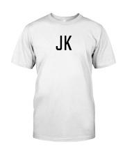 BTS Jungkook JK Shirt Classic T-Shirt front