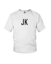 BTS Jungkook JK Shirt Youth T-Shirt thumbnail
