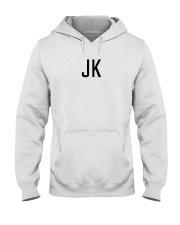 BTS Jungkook JK Shirt Hooded Sweatshirt thumbnail