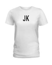 BTS Jungkook JK Shirt Ladies T-Shirt thumbnail
