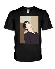 DMD Inspired FanArt Shirt V-Neck T-Shirt thumbnail