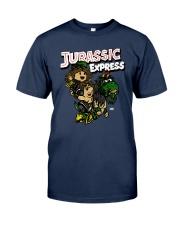 Aew Jurassic Express Shirt Classic T-Shirt tile