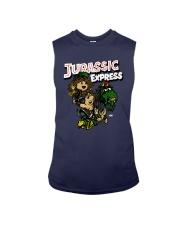 Aew Jurassic Express Shirt Sleeveless Tee thumbnail
