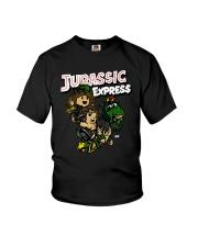 Aew Jurassic Express Shirt Youth T-Shirt thumbnail