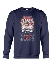 Nationals World Series Champions 2019 Shirt Crewneck Sweatshirt thumbnail