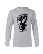Hand A Woman's Place Is In The Revolution Shirt Long Sleeve Tee thumbnail