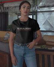 Tone Vays We Are All Satoshi Except Craig Shirt Classic T-Shirt apparel-classic-tshirt-lifestyle-05