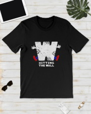Hitting The Wall Shirt Classic T-Shirt lifestyle-mens-crewneck-front-17