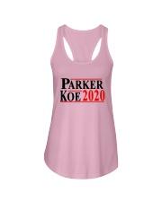 Parker Koe 2020 Shirt Ladies Flowy Tank thumbnail