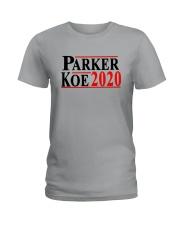 Parker Koe 2020 Shirt Ladies T-Shirt thumbnail
