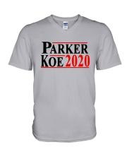 Parker Koe 2020 Shirt V-Neck T-Shirt thumbnail