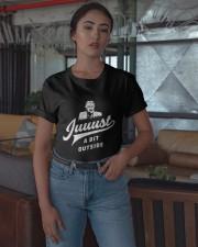 Harry Doyle Juuust A Bit Outside Shirt Classic T-Shirt apparel-classic-tshirt-lifestyle-05
