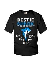 Bestie Shark Doo Doo Doo Doo Doo Shirt Youth T-Shirt thumbnail