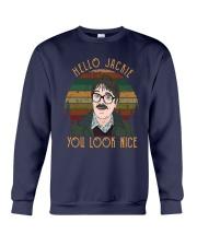 Vintage Hello Jackie You Look Nice Shirt Crewneck Sweatshirt thumbnail