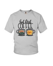 Central Perk Luke's But First Coffee Shirt Youth T-Shirt thumbnail