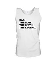 Dave The Man The Myth The Legend Shirt Unisex Tank thumbnail